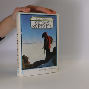 náhled knihy - Sedmý světadíl : historie objevů v Antarktidě
