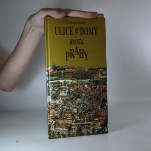 náhled knihy - Ulice a domy města Prahy