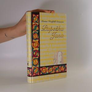 náhled knihy - Papežka Jana