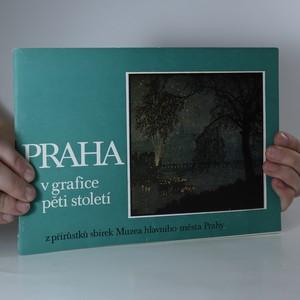 náhled knihy - Praha v grafice pěti století