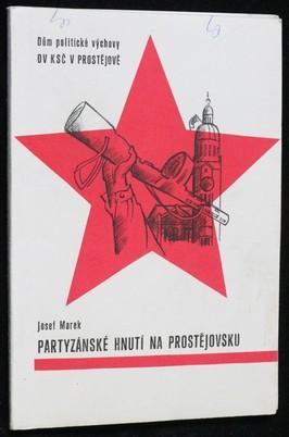 náhled knihy - Partyzánské hnutí na Prostějovsku