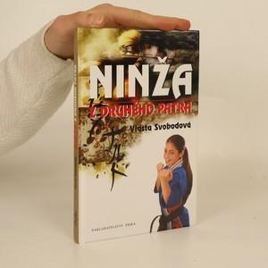 náhled knihy - Ninža z druhého patra