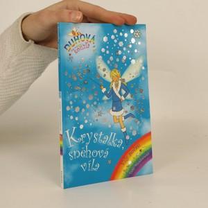 náhled knihy - Krystalka, sněhová víla