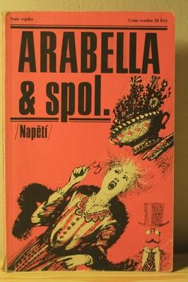 náhled knihy - Arabella & spol