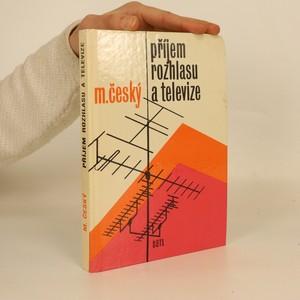 náhled knihy - Příjem rozhlasu a televize