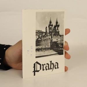 náhled knihy - Praha - Staroměstské náměstí (12 pohlednic)