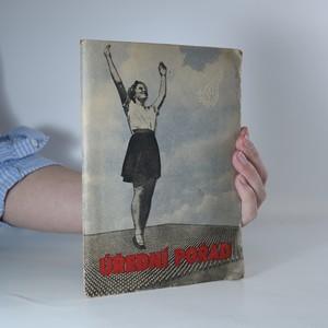 náhled knihy - Úřední pořad. XI. všesokolský slet v Praze 1948