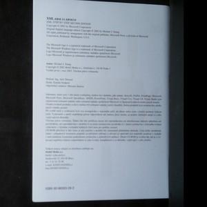 antikvární kniha XML : krok za krokem, 2002