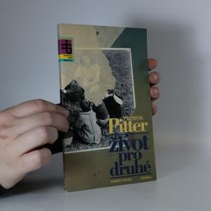 náhled knihy - Přemysl Pitter. Život pro druhé : česko-německé soužití v díle Přemysla Pittra