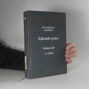 náhled knihy - Zákoník práce : komentář : 2. vydání