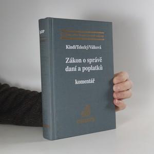náhled knihy - Zákon o správě daní a poplatků : komentář