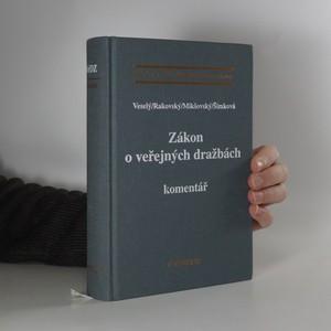 náhled knihy - Zákon o veřejných dražbách : komentář