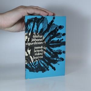 náhled knihy - Země, která mění barvu