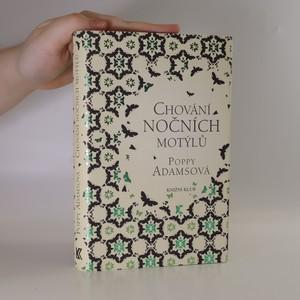 náhled knihy - Chování nočních motýlů