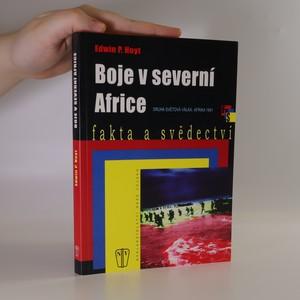náhled knihy - Boje v severní Africe. Druhá světová válka. Afrika 1941
