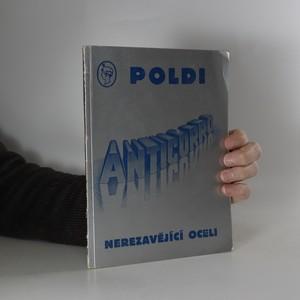 náhled knihy - Poldi Anticorro - Nerezavějící oceli