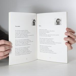 antikvární kniha Vytrvalost lovce úsvitu = La patience du guetteur d'aube, neuveden