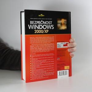 antikvární kniha Bezpečnost Windows 2000, 2003