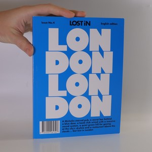 náhled knihy - Lost in London