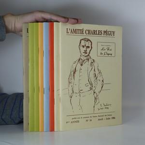 náhled knihy - L'amitié Charles Péguy (č. 34, 35, 37, 43, 47, 55, 56, 57. 8 svazků)