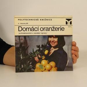 náhled knihy - Domácí oranžerie