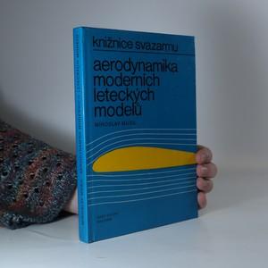 náhled knihy - Aerodynamika moderních leteckých modelů