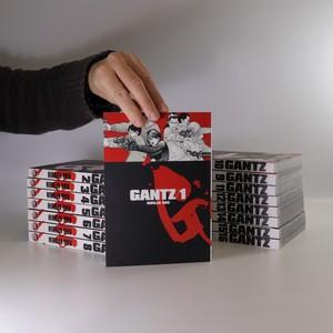náhled knihy - Gantz (1. - 16. díl) ( v 16 svazcích)
