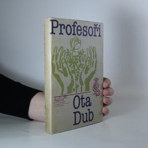 náhled knihy - Profesoři