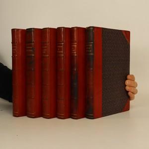 náhled knihy - 6x John Galsworthy (6 svazků, viz poznámka)