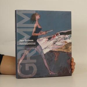 náhled knihy - Jan Grimm. Retrospektiva