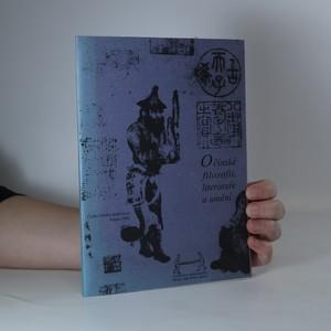 náhled knihy - O čínské filosofii, literatuře a umění