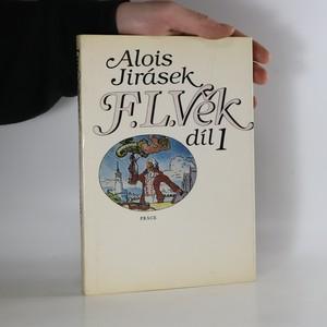 náhled knihy - F. L. Věk. Díl I.