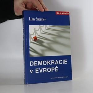 náhled knihy - Demokracie v Evropě
