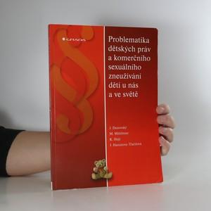 náhled knihy - Problematika dětských práv a komerčního sexuálního zneužívání dětí u nás a ve světě