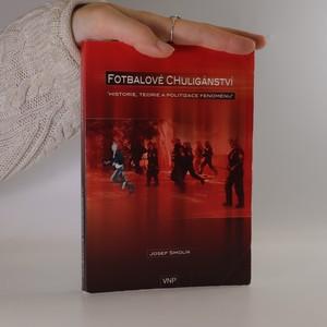 náhled knihy - Fotbalové chuligánství