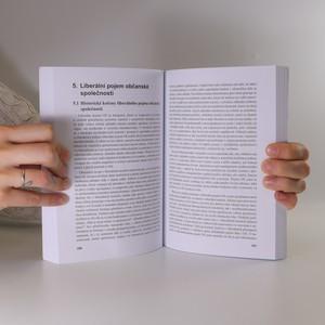 antikvární kniha Současné podoby občanské společnosti, 2008