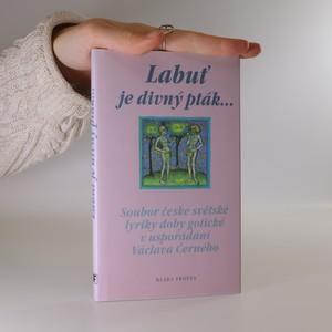 náhled knihy - Labuť je divný pták...