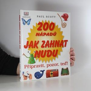 náhled knihy - 200 nápadů jak zahnat nudu