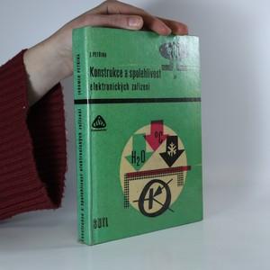 náhled knihy - Konstrukce a spolehlivost elektronických zařízení