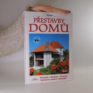 náhled knihy - Přestavby domů