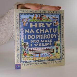 náhled knihy - Hry na chatu i do přírody pro malé i velké