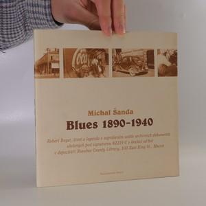 náhled knihy - Blues 1890-1940