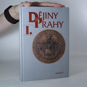 náhled knihy - Dějiny Prahy I.