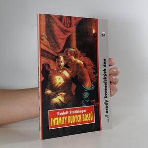 náhled knihy - Intimity rudých bossů...i tragické osudy kremelských žen