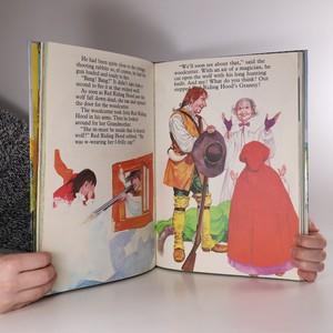 antikvární kniha Treasury of fairy tales, 1991