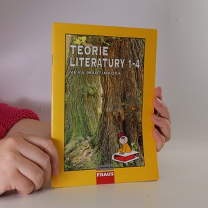 náhled knihy - Teorie literatury 1-4.