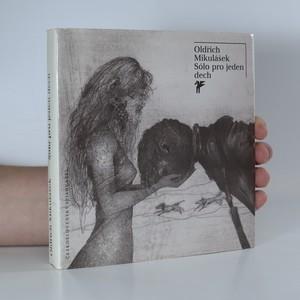 náhled knihy - Sólo pro jeden dech