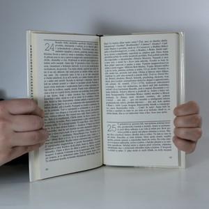 antikvární kniha Rozhovory s útěkem, 1990