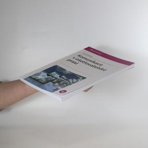 antikvární kniha Komunikace v ošetřovatelské praxi, 2016