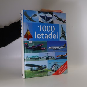 náhled knihy - 1000 letadel